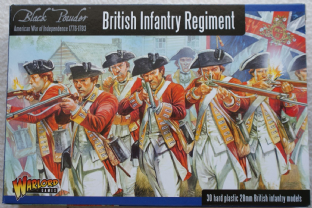 Warlord Games 28mm WGR-AWI-01 British Infantry Regiment
